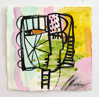 Lesley Grainger, 'Side by Side', 2018