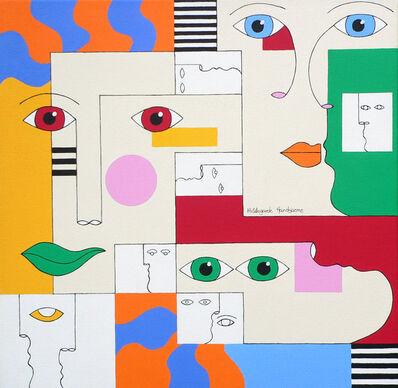 Hildegarde Handsaeme, 'Confused', 2009