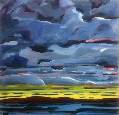 Anthony Montanino, 'Clouds Over the Delta', 2019
