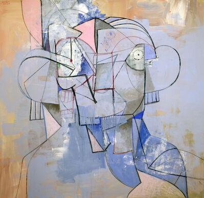 George Condo, 'Constellation Portrait', 2013