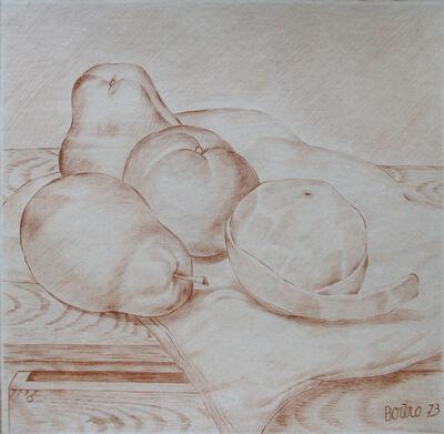 Fernando Botero, 'Sin título (Bodegón)', 1973