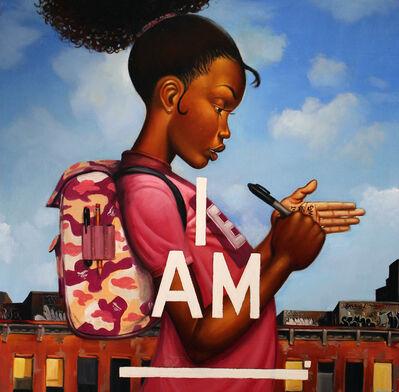 Frank Morrison, 'I, Am', 2017