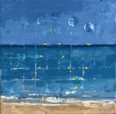 Kimberlee Alemian, 'Ocean 72117, Blue Sky', 2018