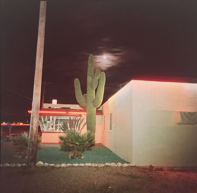 Richard Misrach, 'Untitled (night scene)', 1976