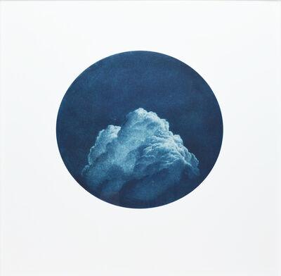 "Daniel Acuña, 'Engravings from the series ""Nebula""', 2018"