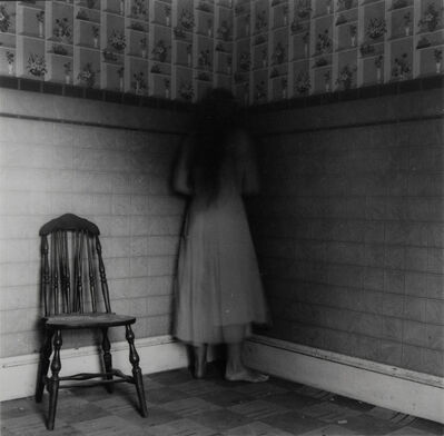 Francesca Woodman, 'Untitled (Self-portrait with Chair)', 1977-1978