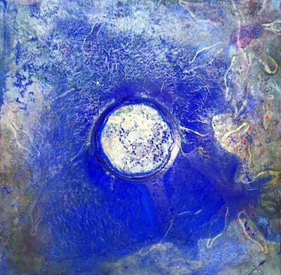 Ellen Hackl Fagan, 'Seeking the Sound of Cobalt Blue _ Flower Power/Aurora', 2008-2017