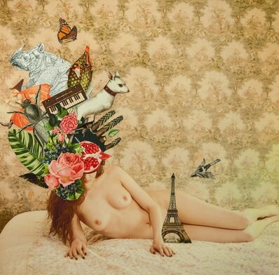Javiera Estrada, 'Sprinkle My Seeds in Paris', 2015