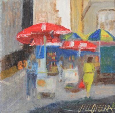 Jill Opelka, 'City Eats', 2016