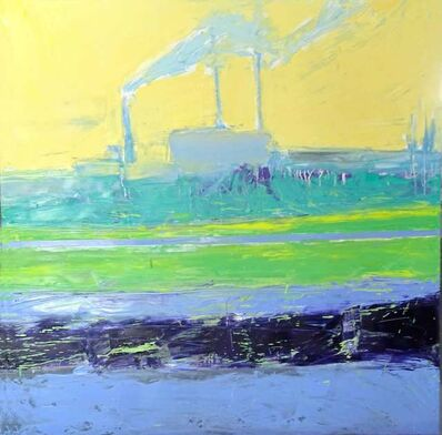 Helen Cantrell, 'Morning Factory', 2019