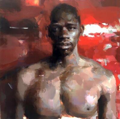 Jérôme Lagarrigue, 'Pieces of a man', 2013