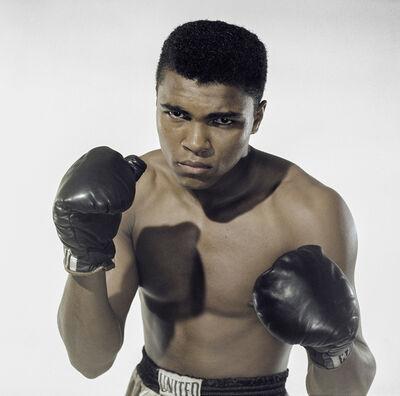 Stanley Weston, 'The Contender (Muhammad Ali), Bronx, New York', 1962