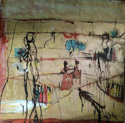 David Daoud, 'Une Colline', 2018