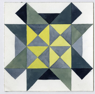 Tremain Smith, 'Blue Yellow Configuration', 2011
