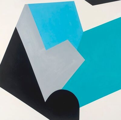 Janet McGreal, 'Blue Green', 2014