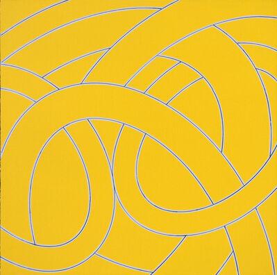 Corey Postiglione, 'Tango Suite #16 (yellow)', 2017