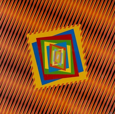 Ferruccio Gard, 'Chromatic Energies', 2005
