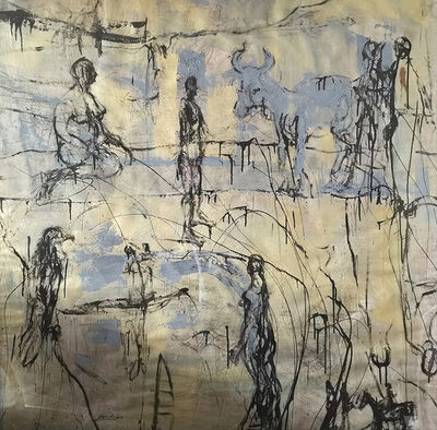 David Daoud, 'Empreintes 100', 2016