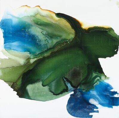 Conchita Carambano, 'Whisper Blue', 2014