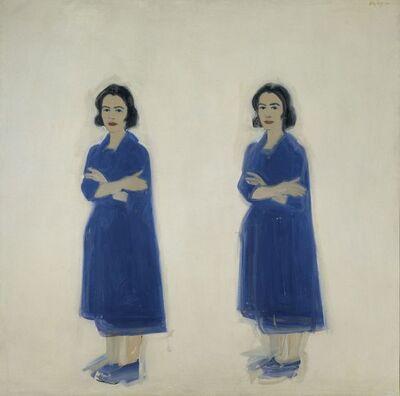 Alex Katz, 'Ada Ada', 1959