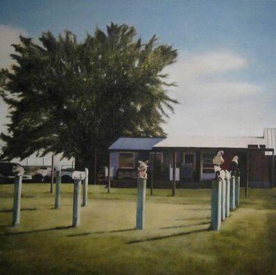 Deborah Martin, 'Keep Out, Texola, Oklahoma', 2009