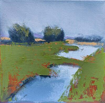 Carrie Megan, 'Marsh Pool'