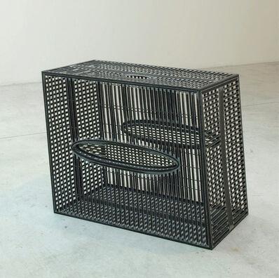 Jane South, 'Untitled (Black Skewed Box)', 2006
