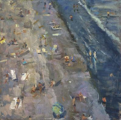Grant Drumheller, 'Cold Water Beach'