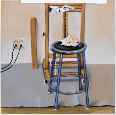 Cole Case, 'Studio Stool 5.4.17', 2017