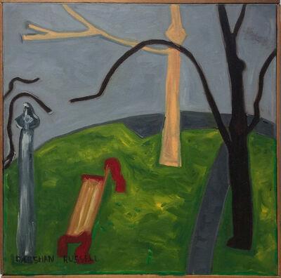 Darshan Russell, 'Looking Down ', 1999