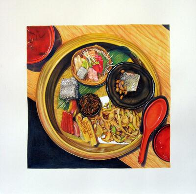 Sarah Atlee, 'Lunch: Sakagura', 2015