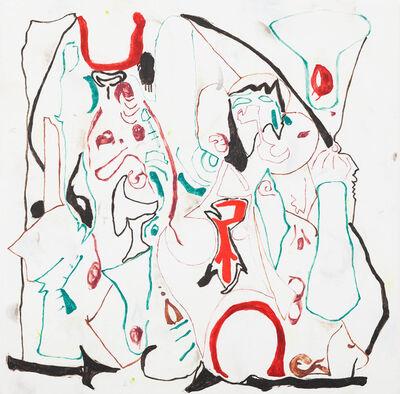 John Mills, 'Peanut Gallery', 2014