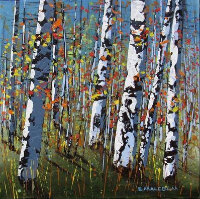 Carole Malcolm, 'Treescape 44217', 2017