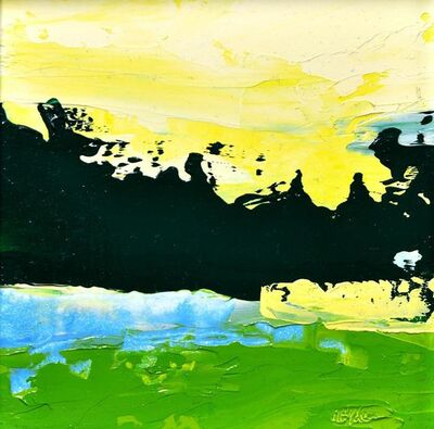 Nicole Hyde, 'Spring Marsh', 2017