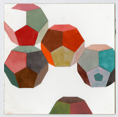 Tremain Smith, 'Dodecahedron Study', 2011