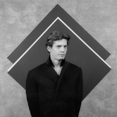 Robert Mapplethorpe, 'Self Portrait', 1983