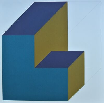 Sol LeWitt, 'Forms derived from a Cube (complete set)', 1991