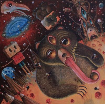 Peca, 'Hopi Dream – Tao', 2015