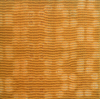 Shobha Broota, 'Untitled (Orange Pattern)', 2017