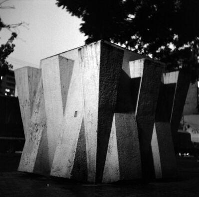 Oswaldo Ruiz, 'W', 2016