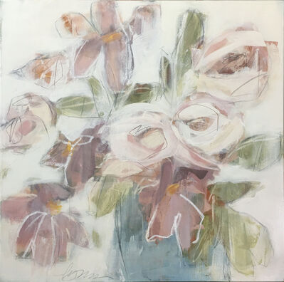 Lynn Johnson, 'Roses in the Cosmos', 2018
