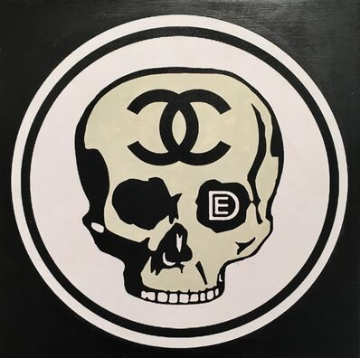 Dylan Egon, 'De Chanel Skull', 2018