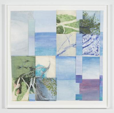 Fran Siegel, '18 Days: Meeting Sky/Sea/Earth 01', 2018
