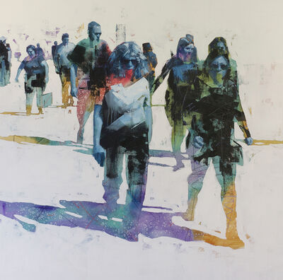 John Wentz, 'Passages No. 23', 2015