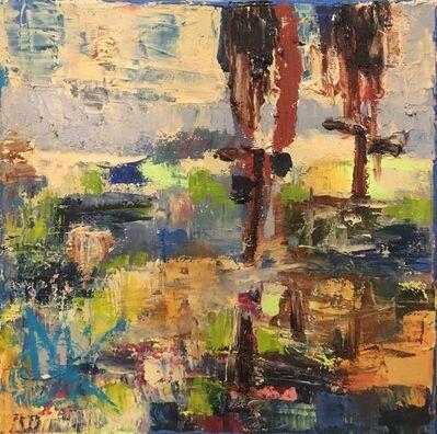 Mariam Qureshi, 'Side by side through muddy waters ', 2017