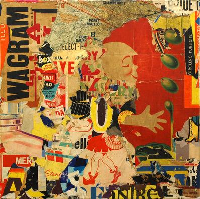 Pierre-Francois Grimaldi, 'Wagram', 2017