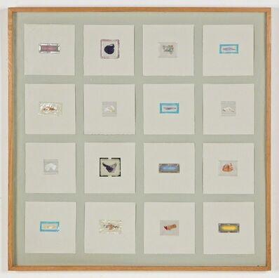 John Formicola, 'Capture Paint - 16 collages'