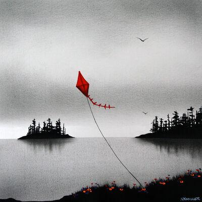 Natasha Miller, 'Kite day 1', 2017