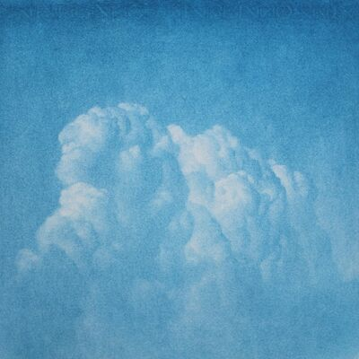 """Daniel Acuña, 'From the series """"About Cloudsppotting And Other Endless Endeavours"""" ', 2018"""
