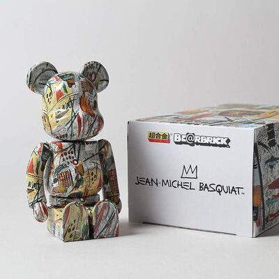 Jean-Michel Basquiat, 'JEAN- MICHEL BASQUIAT BE@RBRICK 200% LTD EDT', 2018